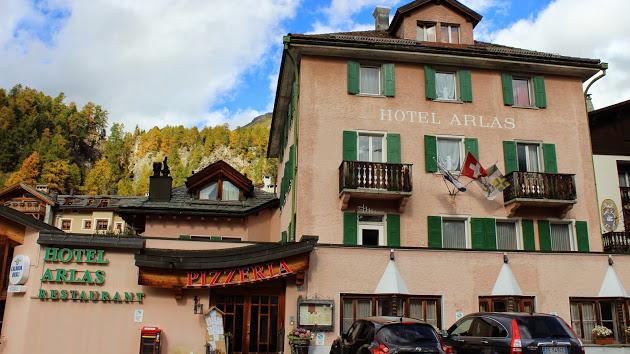 Hotel Arlas Restaurant