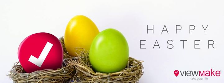 HAPPY EASTER FROM VI...