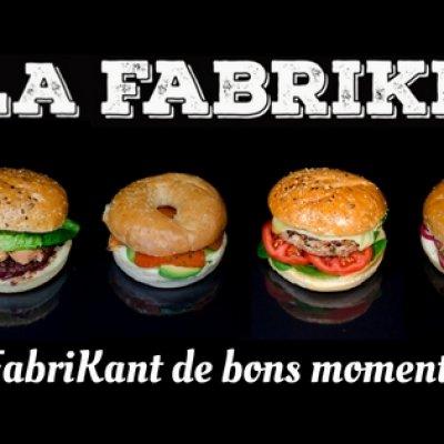 Restaurant Joinville Le Pont La Fabrike Burgers Cie