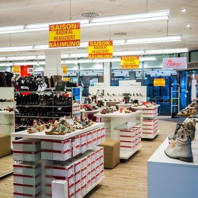 san francisco 2018a 97b87 Shoe shop Negozio Crimmitschau AS Schuhe - Local Tourmake
