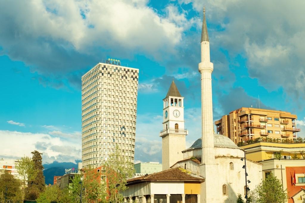 #Tirana and #Albania...