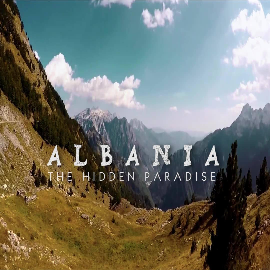 Just visit #Albania...