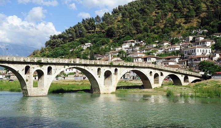 The bridge of Gorica...