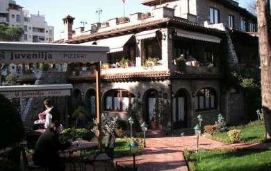 Restaurant Juvenilja Castelo