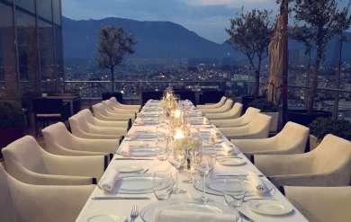 ABA 21 Rooftop Restaurant