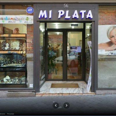 880e55178595 Jewelry Negozio Madrid Mi Plata