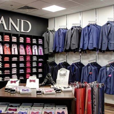 47a3efe9c1 Clothing Negozio Nadarzyn Grand Moda Męska - Local Tourmake