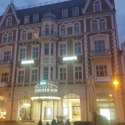 Galerie Rostocker Hof, centro commerciale a Rostock