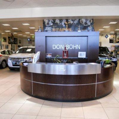Don Bohn Ford >> Car Dealer Car Repair Negozio Harvey Don Bohn Ford Local