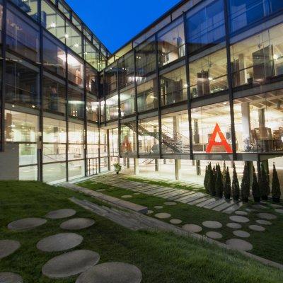 Museos galer as de arte madrid colegio oficial de arquitectos de madrid madrid spain local - Colegio oficial arquitectos madrid ...