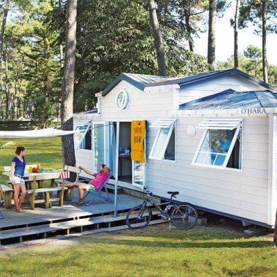 Camping Higiezinen Parco Messanges Camping Village Resort